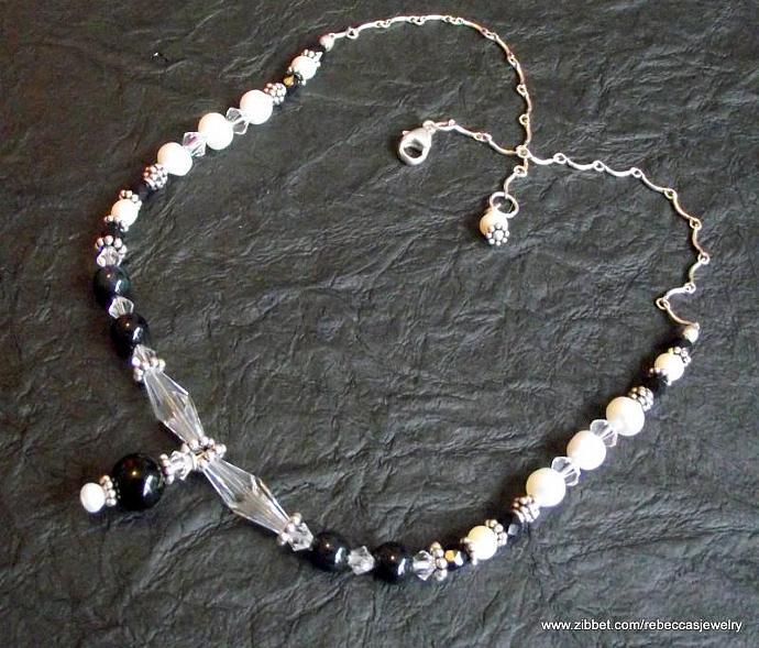 Onyx & Pearls