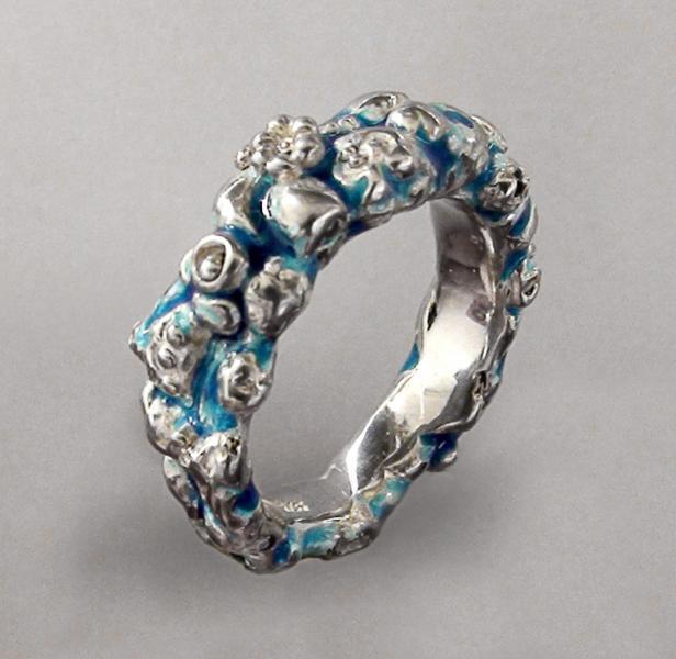 Original work Ring Sterling Silver