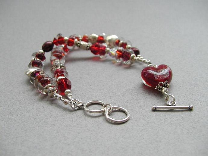 I Give My Heart bracelet
