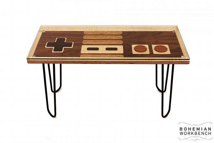Nintendo Controller Coffee / Occasional Table