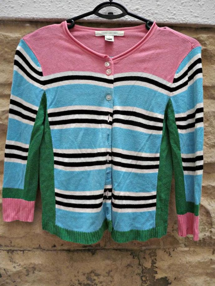 Marc Jacobs Striped Cruise Multi coloured by thecatmeows on Zibbet 5edb459dd