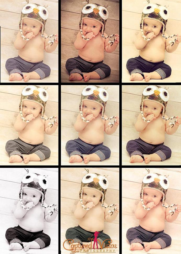 11 Lightroom presets - Sweet Child of Mine - Baby Presets - Soft - Lightroom 5 -