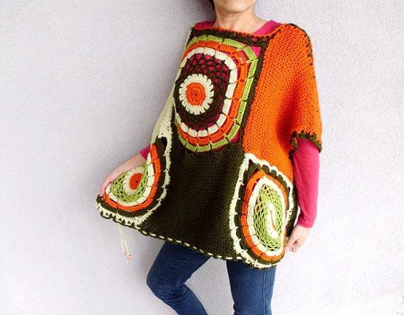 Women Sweater  Plus size sweater vest unique