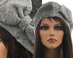 d2491615a79 Handmade artsy handmade womens winter hat   by classydress on Zibbet