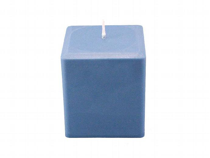 Beach Linen Soy Pillar Candle, Hand Poured, Eco Friendly, Zinc Free, 100% Soy