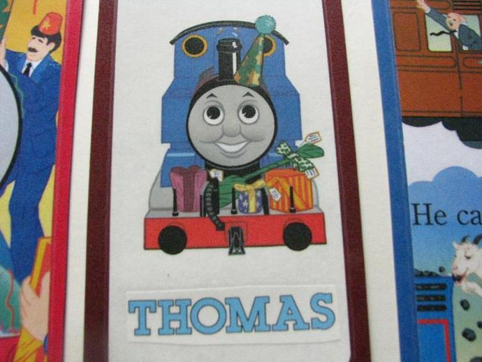 REDUCED-Thomas the Train and Friends- Set of 6- Ready for your child's favorite