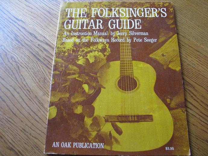 The Folksinger's Guitar Guide: An instruction manual Paperback –1962 by Jerry