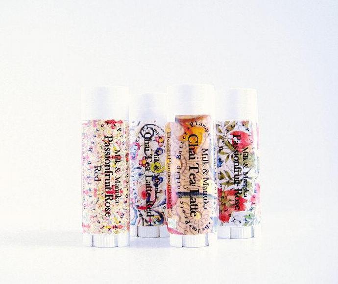 BEST 14in1 Milk & Manuka MediHoney Tropical Passionfruit Rose Oil Lip Butter