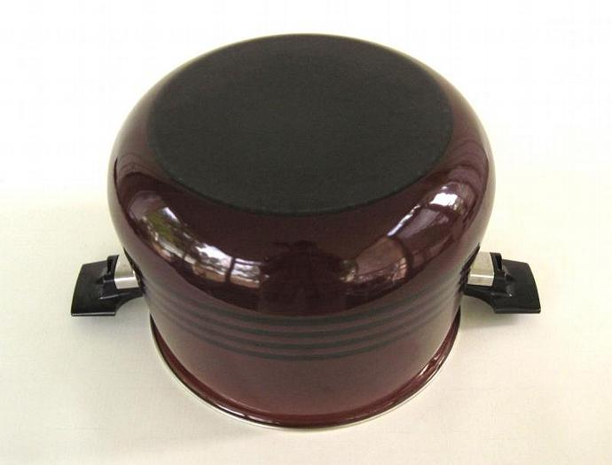 West Bend Slow Cooker Replacement Part 5225 Round Brown Pot