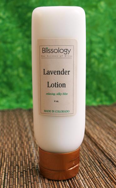 Lavender Lotion - 4 oz.