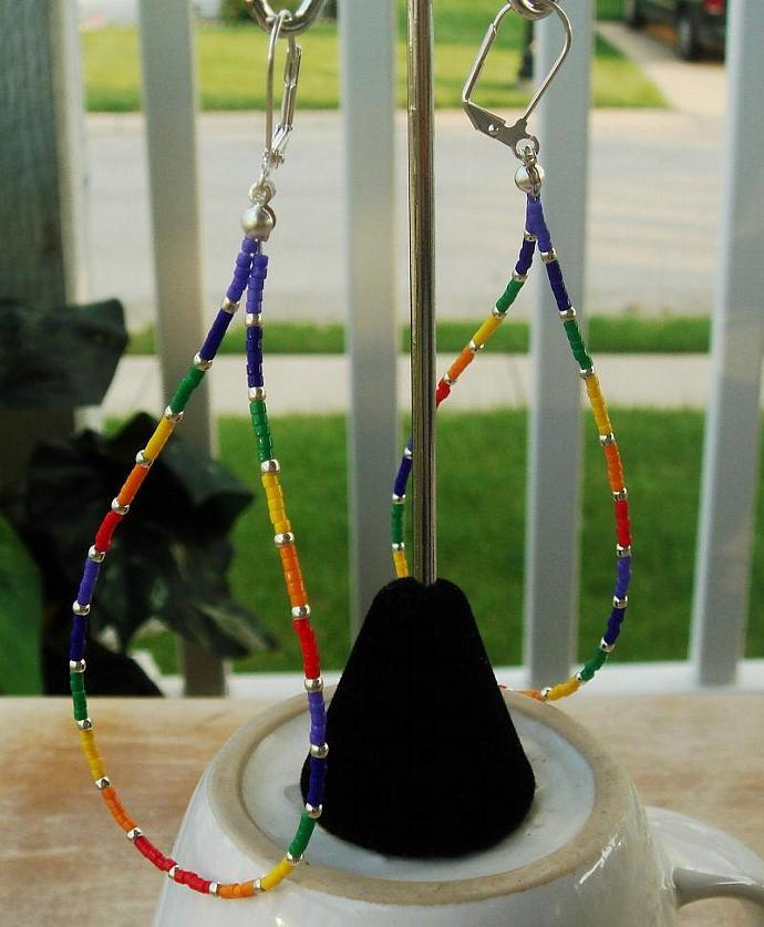 Pride Dangle Earrings