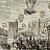 Napoleon's Coronation Day Celebration Hot Air Balloon Aerial View 1869 Marion