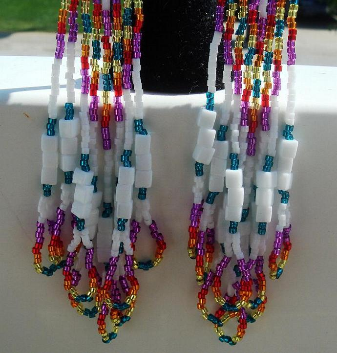 Super Summer Dangle Earrings