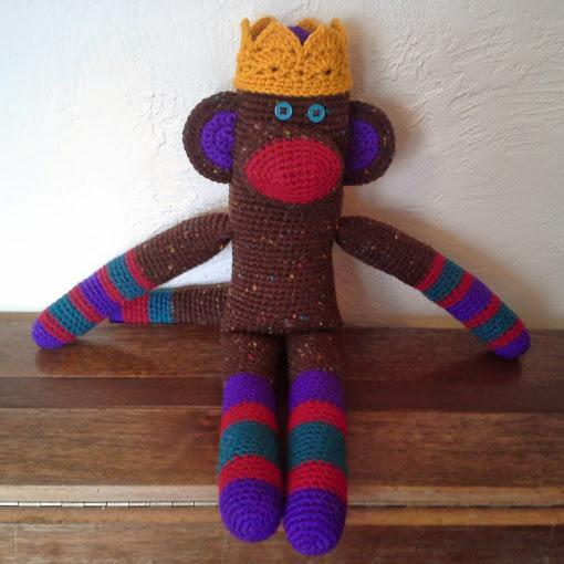 Miniature Monkey of Your Very Own - Customize it!