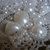 Ivory flatback pearls (50)
