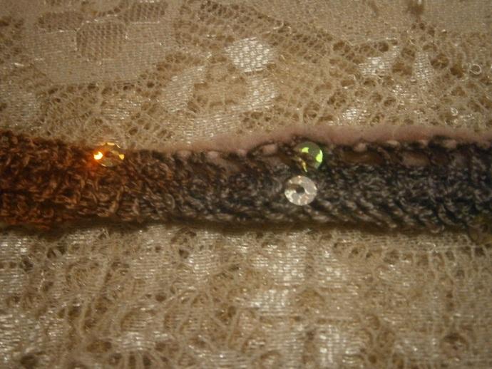 Sequence yarn trim (2yds)