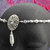 Item 1604 Pearl Elven CIRCLET wedding head piece faire costume tiara