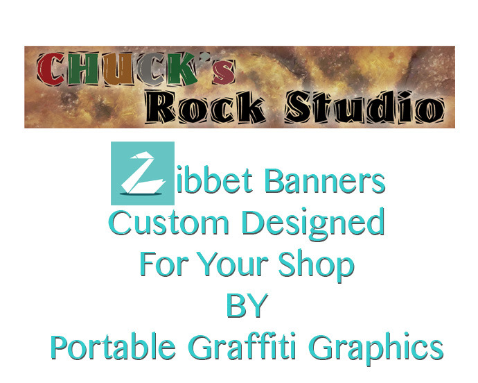 Shop Banner Designed for You
