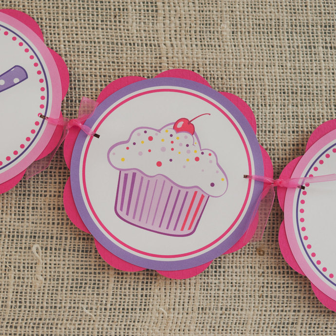 girl birthday party decorations by getthepartystarted on zibbet