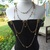 Amber Leaf Bodice Jewelry with Necklace
