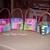 Custom Ordered Easter or Themed Baskets -  Fabric Baskets - Custom Order -