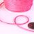 2mm Pink colored Hemp Cord - 10 feet - Packaging string - Macrame hemp cord -