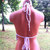 Vikni Designs Hippie Top, Shells Crochet Top in White