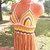 Vikni Designs Vintage 70's Fringe Halter Top, Festival Crochet Tops,
