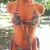 MULTICOLOR Sexy Brazilian Bikini by Vikni Designs