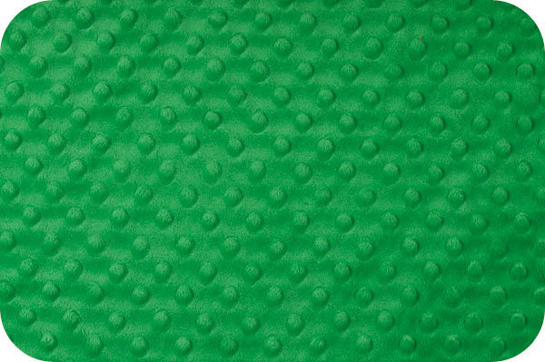 Minky Toddler Blanket  Football Green and Brown Minky Dot Back     Toddler Size