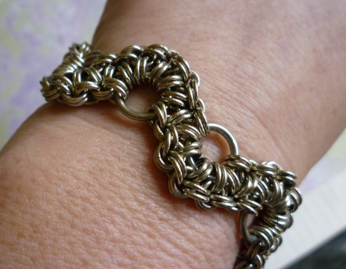 how to make jewerly chainmail shenandoah