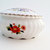 Limoges Rochard Jewelry or Trinket Box  Hand Painted Chrysanthemums and Vines