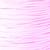 1mm pink nylon cord - nylon thread - chineese Knotting Cord - Macrame thread -