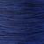 1mm deep blue nylon cord - prussian blue nylon thread - chineese Knotting Cord -