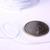 1mm Grey gray nylon cord - nylon thread - chineese Knotting Cord - Macrame