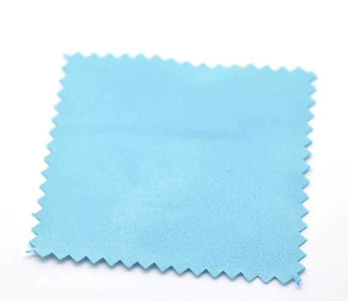 Silver polish antitarnish cloth - Silver polishing cloth - Made in Germany -