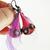 Steampunk Princess Hat Halloween earrings