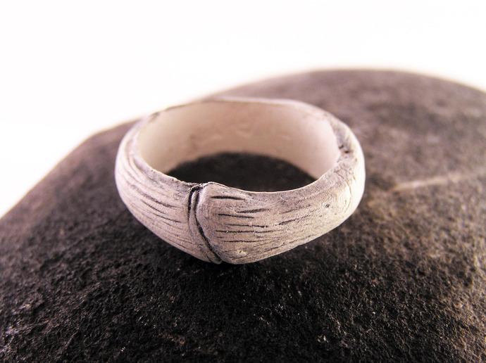 Halloween bones ring. Made to order