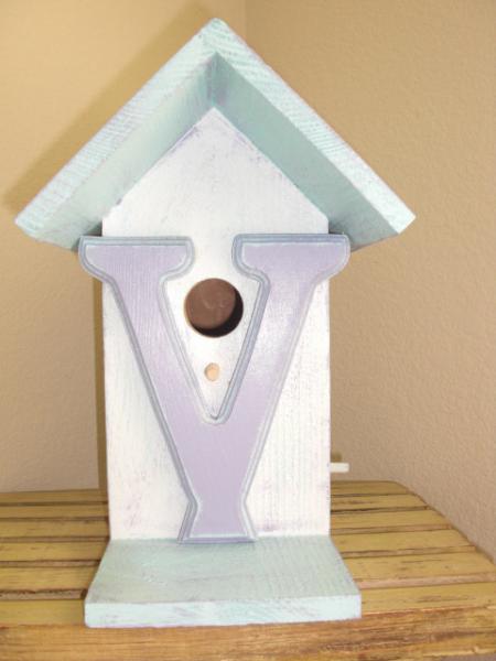 """Birdhouse - """"V"""""""