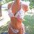 Cheeky Crochet Bikini by Vikni Designs