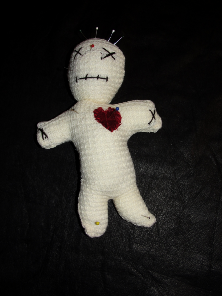 VooDoo Doll Pincushion