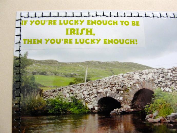 Irish Blessings Photo Card Set