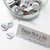 Fun 1 inch Wedding Party Favour Badges