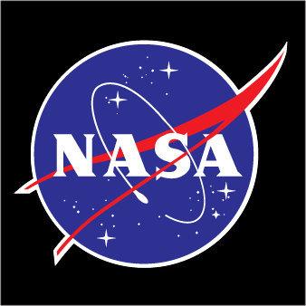 NASA Logo Decal