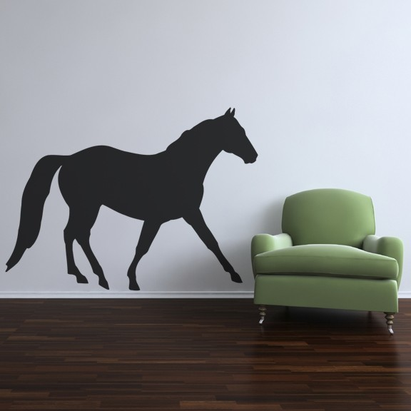 Extra Large Horse Vinyl Wall Decal