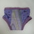 Purple Butterflies Reusable Cloth and Bamboo Potty Training Pants - Size 18M -