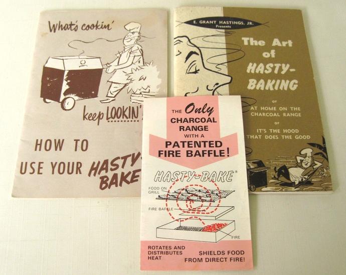 Vintage Hasty Bake Grill Rotisserie by LaurasLastDitch on ...