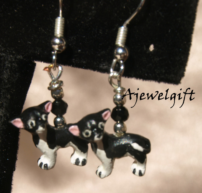 Chihuahua Earrings 13046