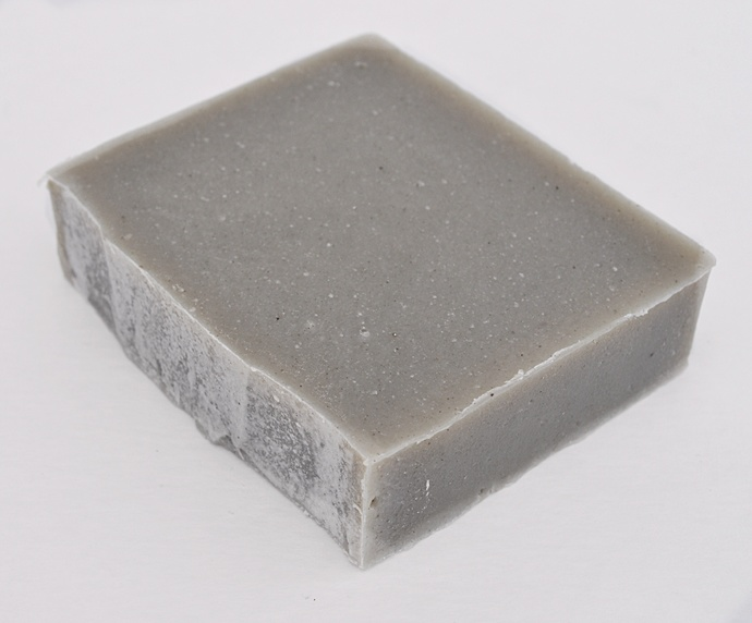 Bentonite Soap Vegan,Unscented,Cold Process, all natural,handmade,homemade