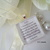Jr Bridesmaid Keepsake Bouquet Charm with a Pearl drop - Pick your color